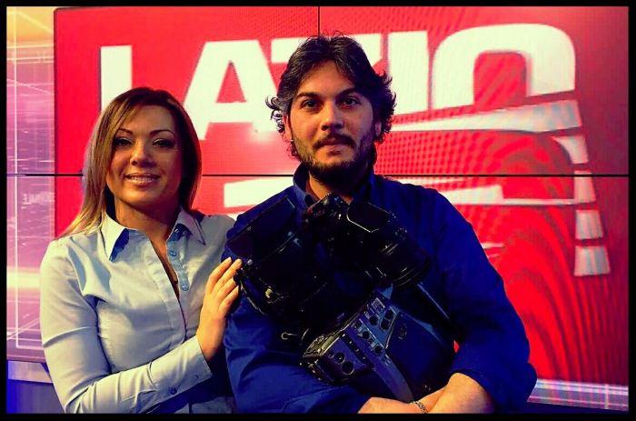 Silvia Vecchi e Marco Dell'Orco
