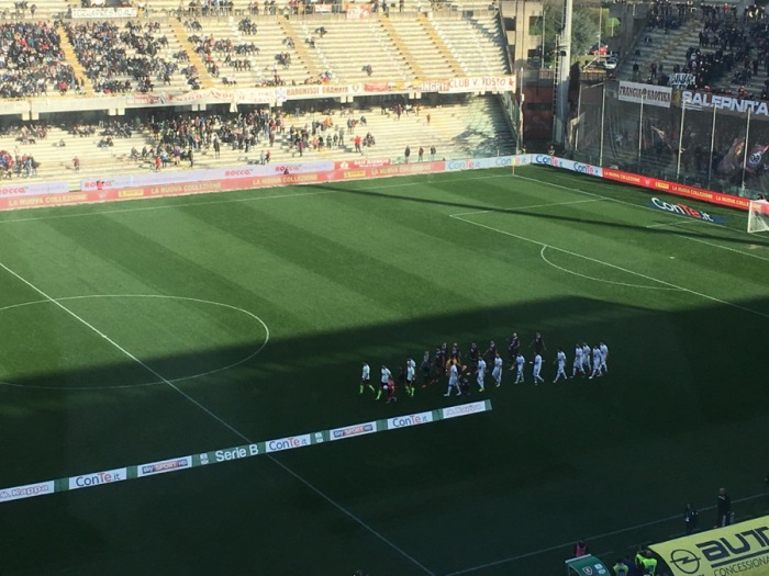 Salernitana-Venezia 3-2