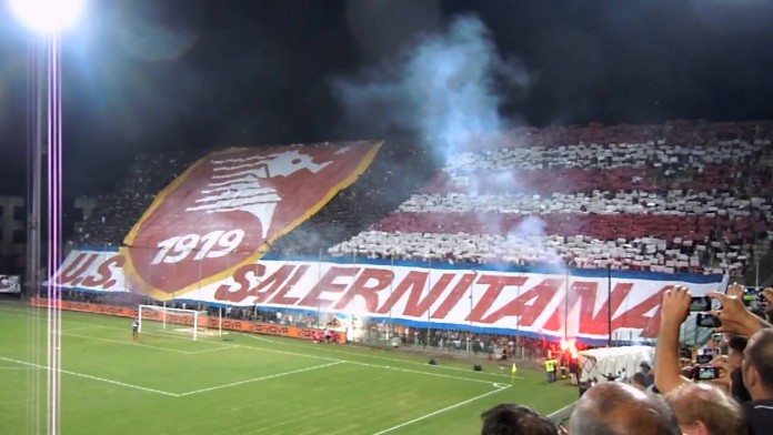 LA SALERNITANA FA TREMARE IL FROSINONE